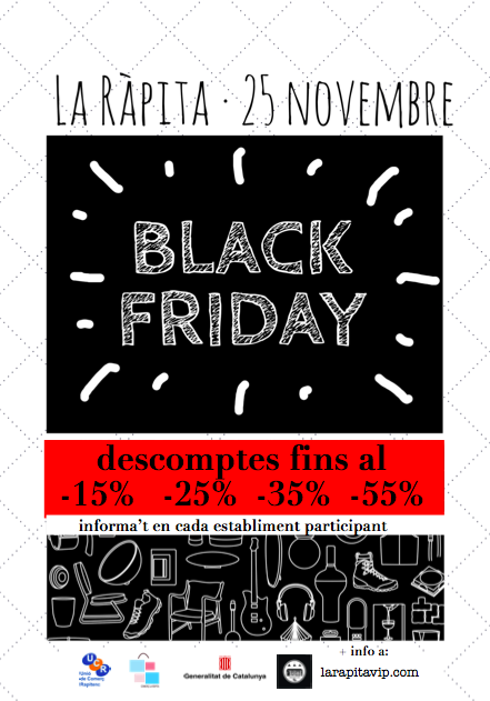 black friday la Ràpita